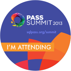 SQL PASS Summit 2013